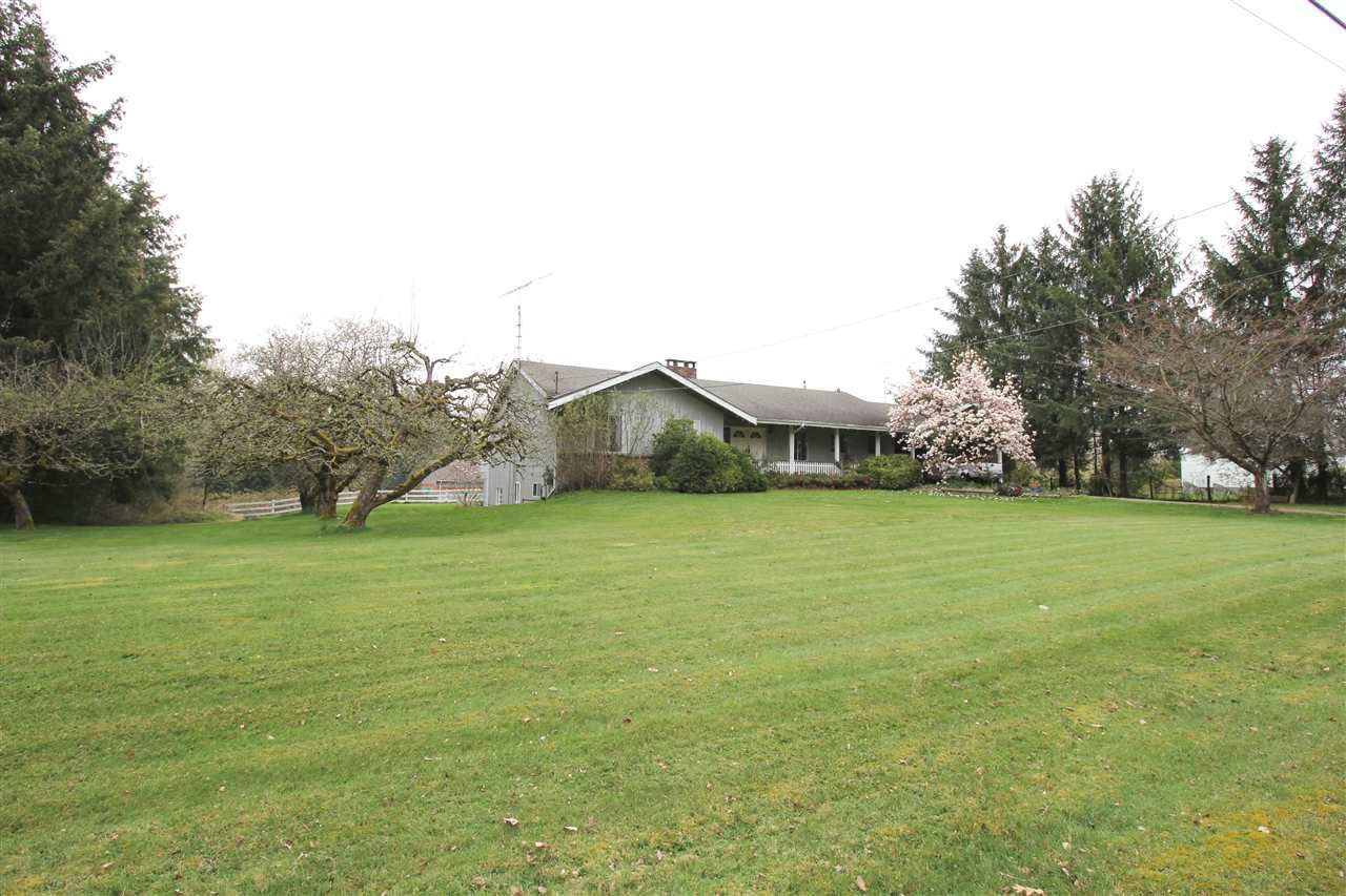 """Main Photo: 22033 28 Avenue in Langley: Campbell Valley House for sale in """"Campbell Valley"""" : MLS®# R2356683"""