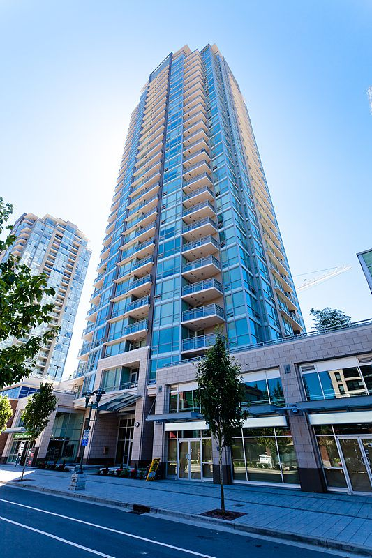Main Photo: 803 2968 Glen Drive in Coquitlam: North Coquitlam Condo for sale : MLS®# V1015928