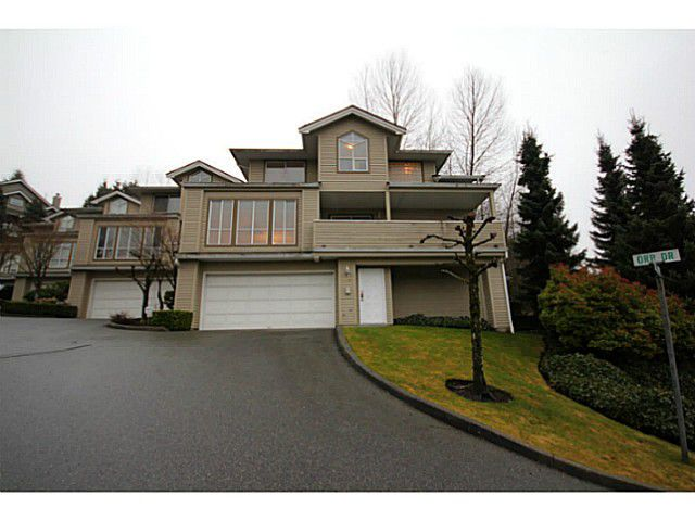 """Main Photo: 1102 ORR Drive in Port Coquitlam: Citadel PQ Townhouse for sale in """"The Summit"""" : MLS®# V1040999"""