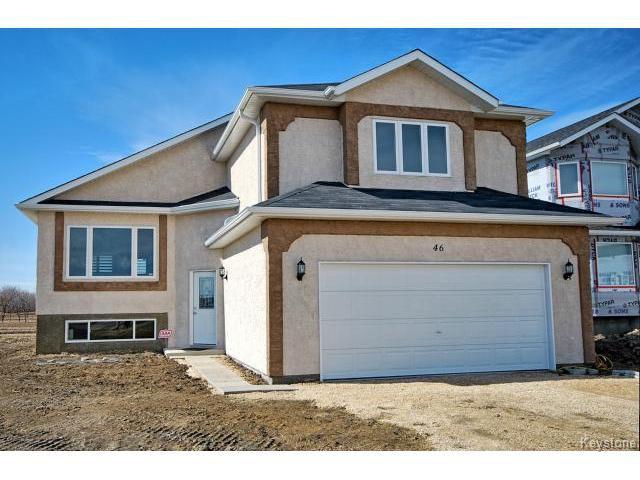 Main Photo: 46 Gaboury Place in LORETTE: Dufresne / Landmark / Lorette / Ste. Genevieve Residential for sale (Winnipeg area)  : MLS®# 1503527