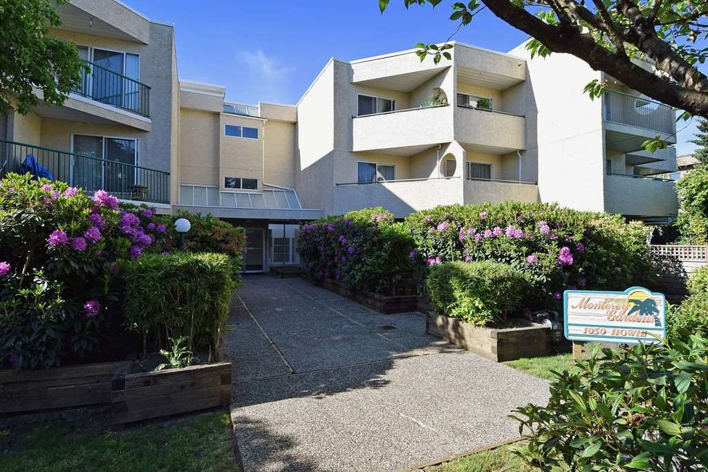 """Main Photo: 301 1050 HOWIE Avenue in Coquitlam: Central Coquitlam Condo for sale in """"Monterey Gardens"""" : MLS®# R2069997"""