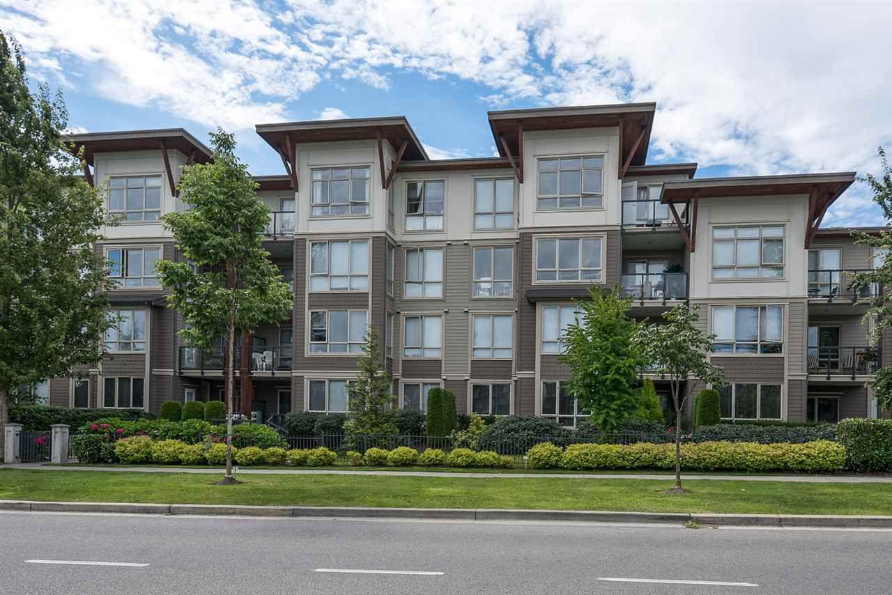 """Main Photo: 315 15988 26 Avenue in Surrey: Grandview Surrey Condo for sale in """"The Morgan"""" (South Surrey White Rock)  : MLS®# R2126718"""