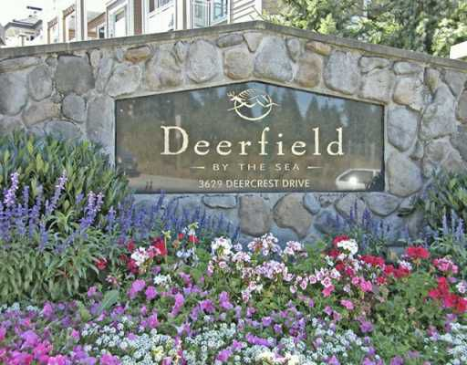"""Main Photo: 3629 DEERCREST Drive in North Vancouver: Roche Point Condo for sale in """"RAVENWOODS"""" : MLS®# V626767"""