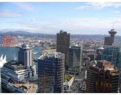 """Main Photo: 1077 W CORDOVA Street in Vancouver: Coal Harbour Condo for sale in """"SHAW TOWER"""" (Vancouver West)  : MLS®# V627631"""
