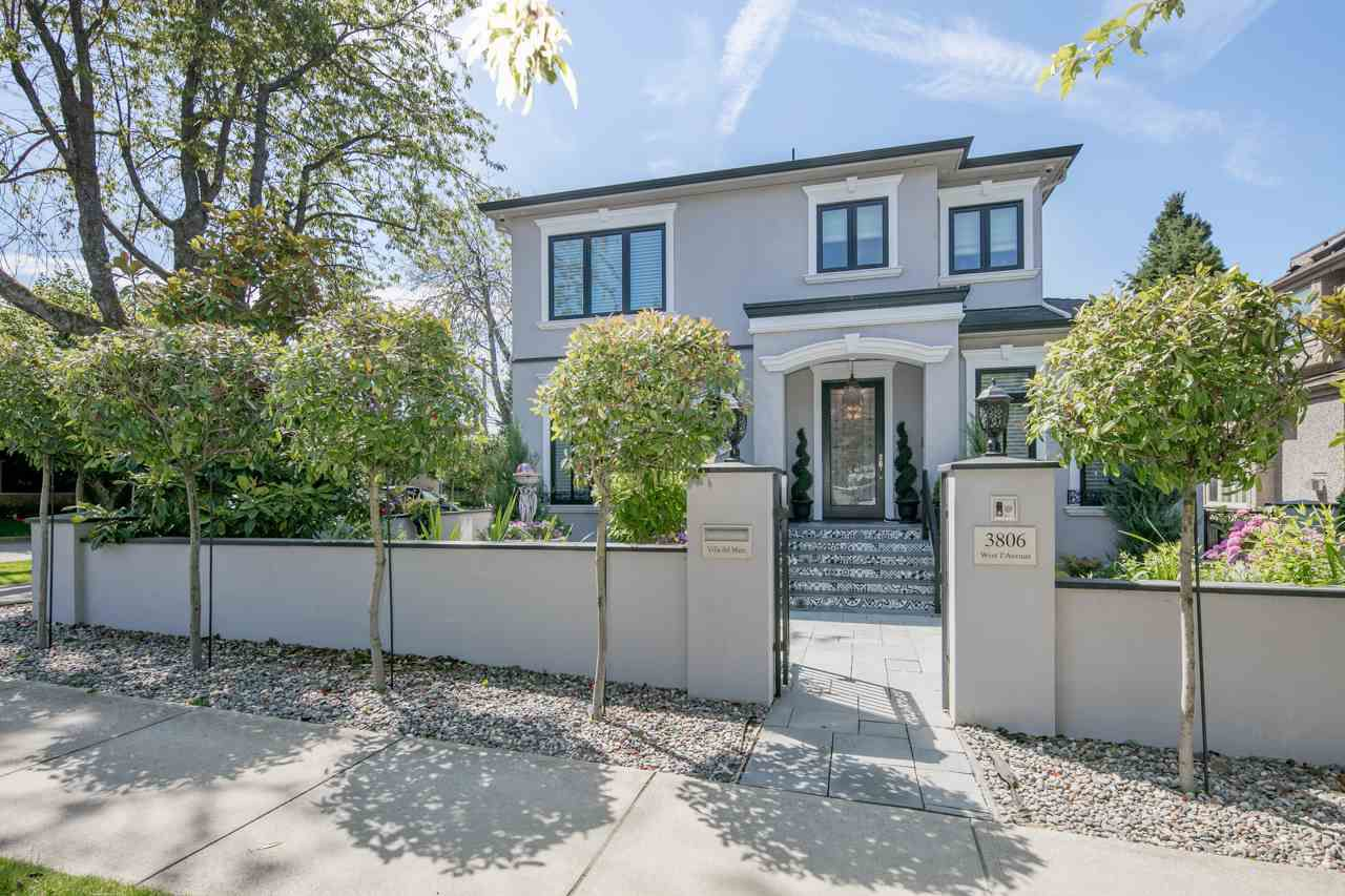 Main Photo: 3806 W 1ST Avenue in Vancouver: Point Grey House for sale (Vancouver West)  : MLS®# R2184161