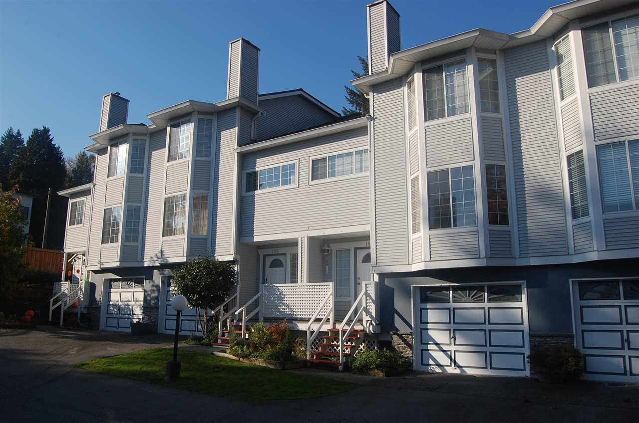 """Main Photo: 103 2003 CLARKE Street in Port Moody: Port Moody Centre Townhouse for sale in """"WILLOWS"""" : MLS®# R2218059"""