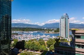 Main Photo: 1402-1277 MELVILLE STREET in Vancouver: Coal Harbour Condo for sale (Vancouver West)  : MLS®# R2219592