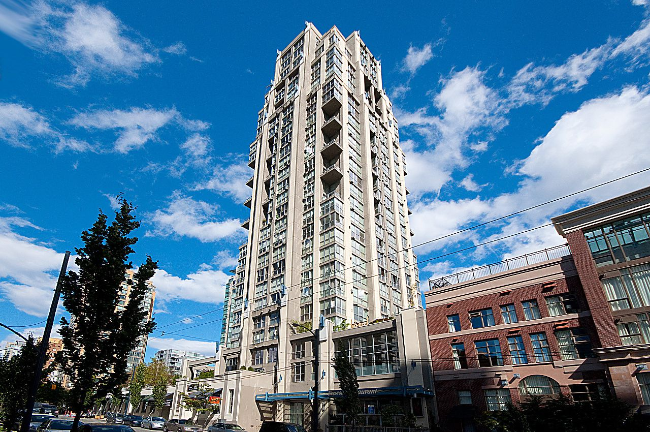 """Main Photo: 608 1238 RICHARDS Street in Vancouver: Yaletown Condo for sale in """"METROPOLIS"""" (Vancouver West)  : MLS®# R2256418"""