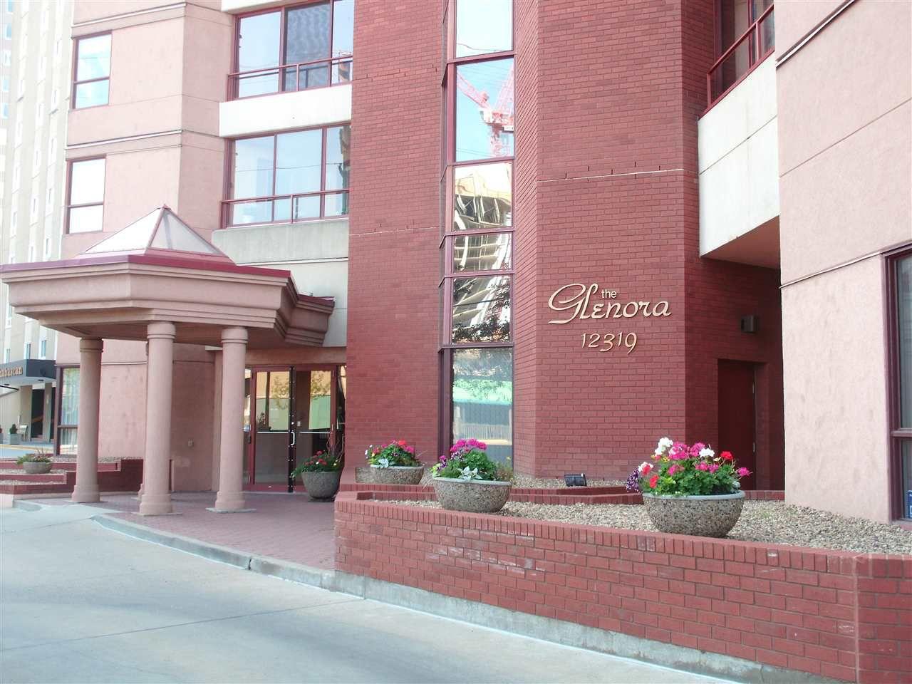 Main Photo: 1101 12319 Jasper Avenue NW in Edmonton: Zone 12 Condo for sale : MLS®# E4139251