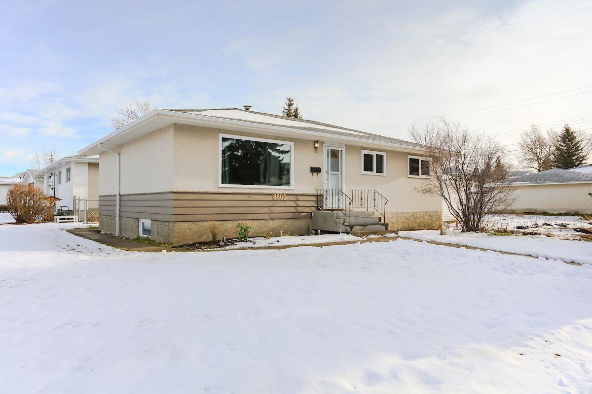 Main Photo: 8805 162 Street in Edmonton: Zone 22 House for sale : MLS®# E4139570