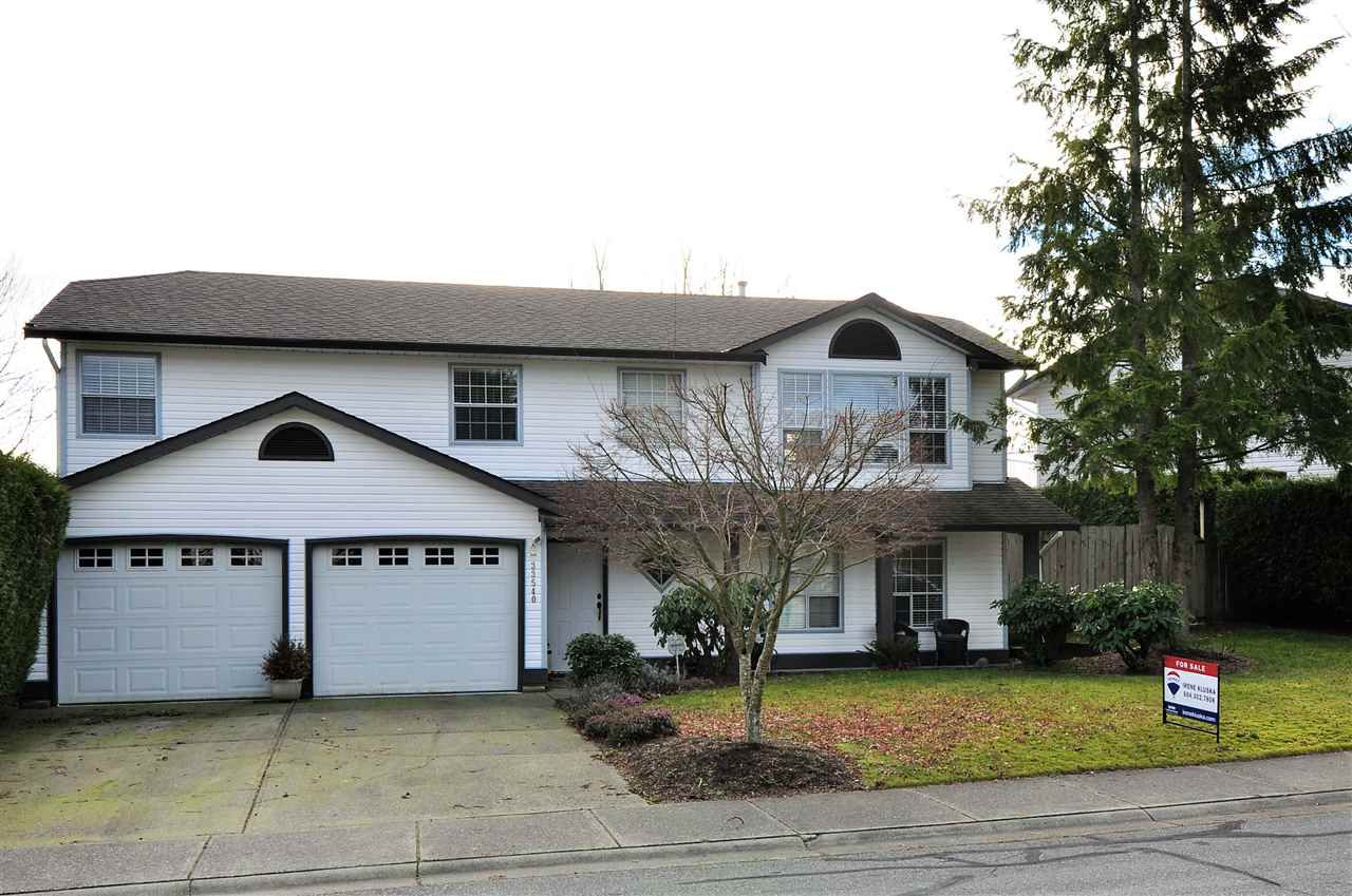 Main Photo: 33540 BALSAM Avenue in Mission: Mission BC House for sale : MLS®# R2333761