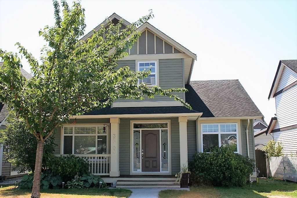 "Main Photo: 32708 TUNBRIDGE Avenue in Mission: Mission BC House for sale in ""Tunbridge Station"" : MLS®# R2335522"
