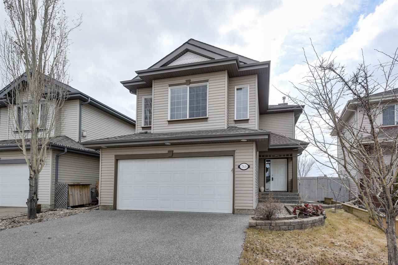 Main Photo: 763 GREEN Wynd in Edmonton: Zone 58 House for sale : MLS®# E4152135