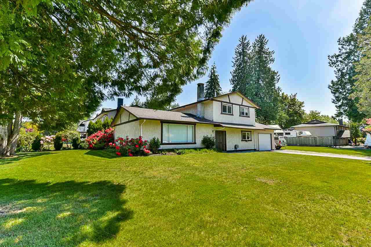 Main Photo: 11678 RIVER Wynd in Maple Ridge: Southwest Maple Ridge House for sale : MLS®# R2366697