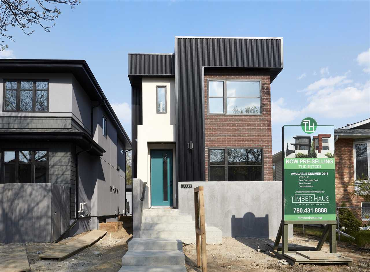 Main Photo: 8837 91 Street in Edmonton: Zone 18 House for sale : MLS®# E4157134