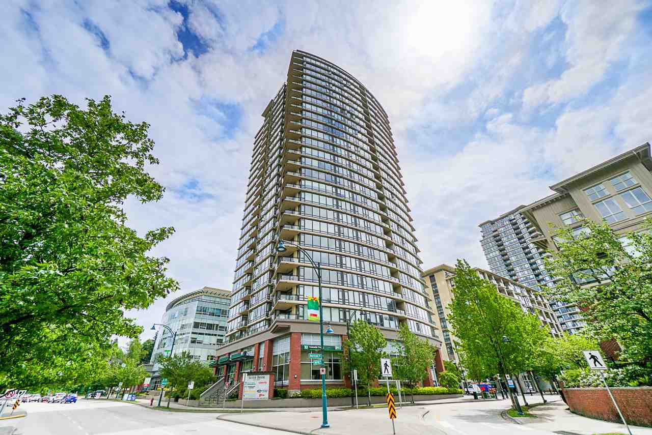 "Main Photo: 605 110 BREW Street in Port Moody: Port Moody Centre Condo for sale in ""ARIA 1"" : MLS®# R2370460"