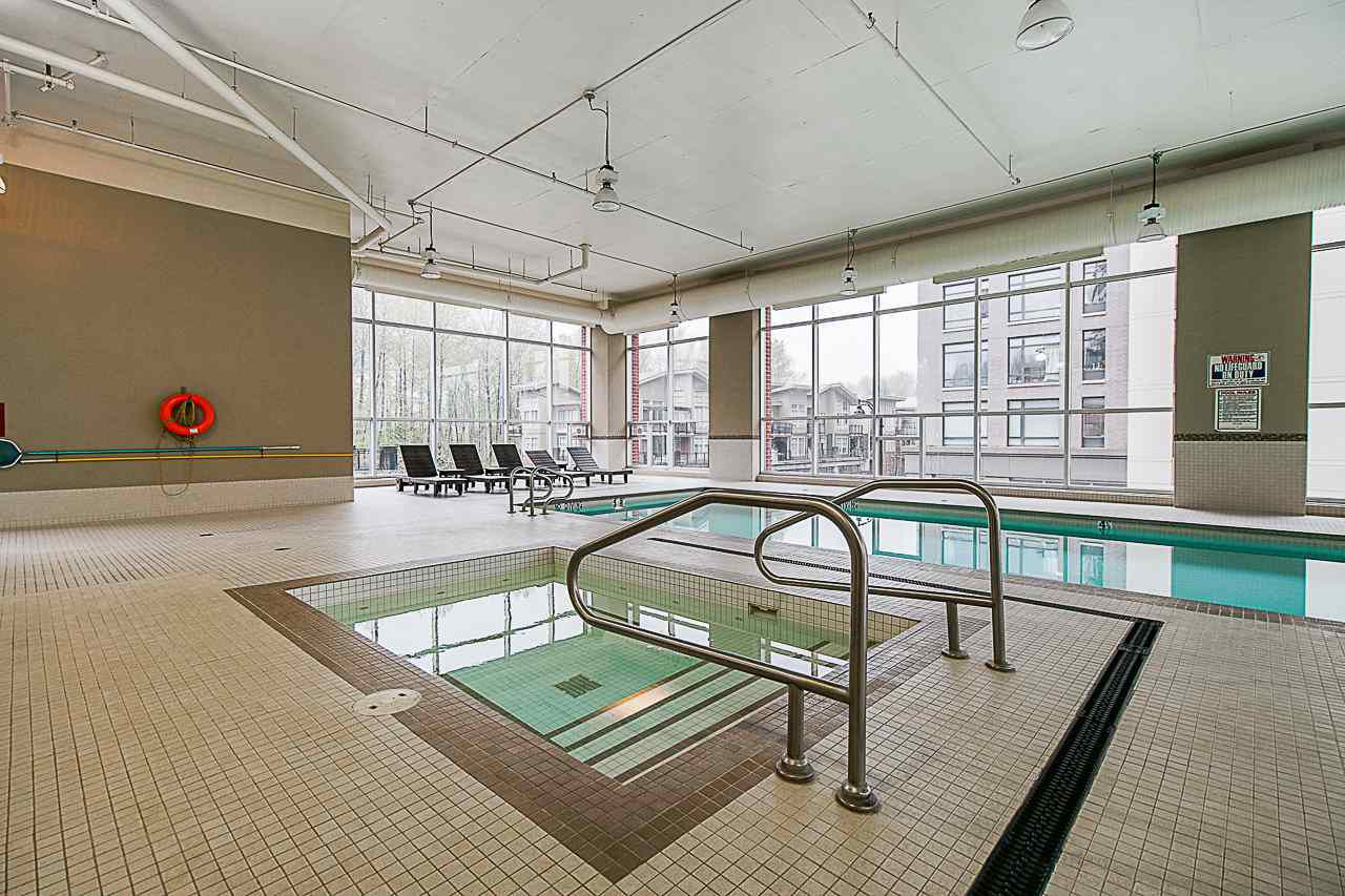 """Photo 16: Photos: 605 110 BREW Street in Port Moody: Port Moody Centre Condo for sale in """"ARIA 1"""" : MLS®# R2370460"""