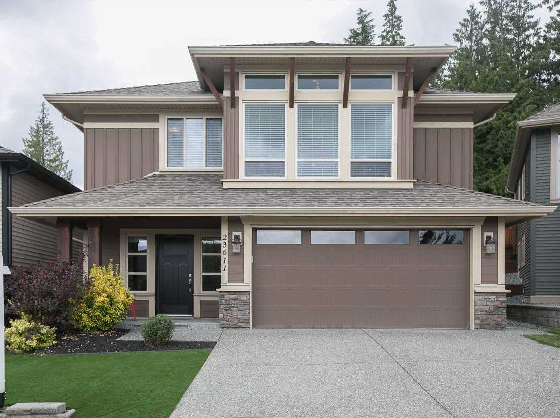 "Main Photo: 23611 BRYANT Drive in Maple Ridge: Silver Valley House for sale in ""THE ESTATES AT ROCKRIDGE"" : MLS®# R2385611"
