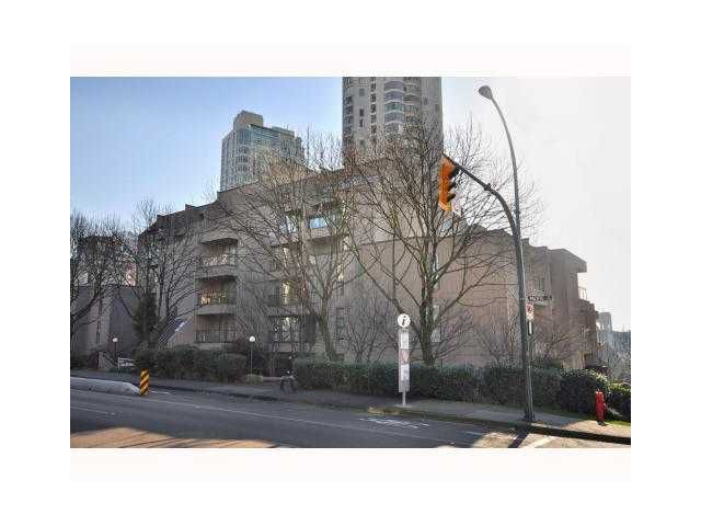 Main Photo: 401 1080 PACIFIC Street in Vancouver: West End VW Condo for sale (Vancouver West)  : MLS®# V882651