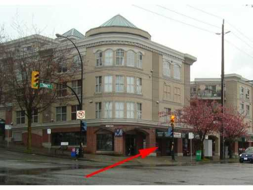 Main Photo: 104 E 3RD Street in NORTH VANCOUVER: Lower Lonsdale Commercial for sale or lease (North Vancouver)  : MLS®# V4026741