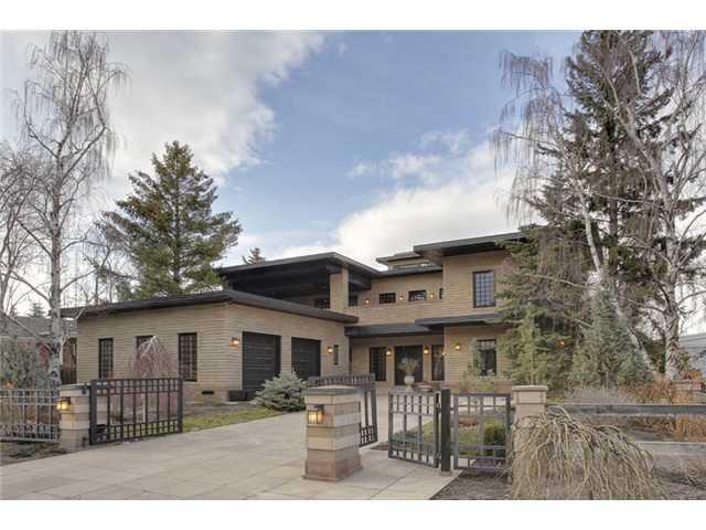 Main Photo: 4219 BRITANNIA Drive SW in CALGARY: Britannia House for sale (Calgary)  : MLS®# C3518218