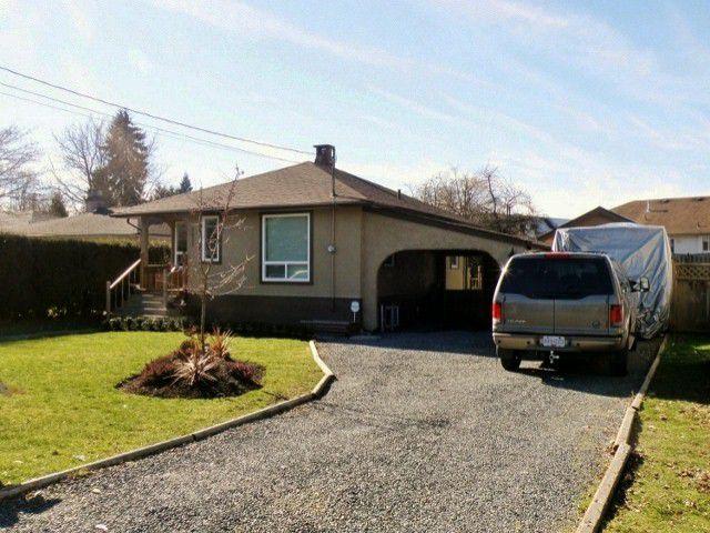 Main Photo: 9631 HAZEL Street in Chilliwack: Chilliwack N Yale-Well House for sale : MLS®# H1300712