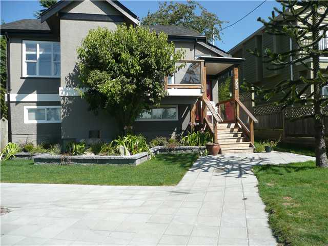 Main Photo: 638 E 4TH ST in North Vancouver: Queensbury House for sale : MLS®# V997902