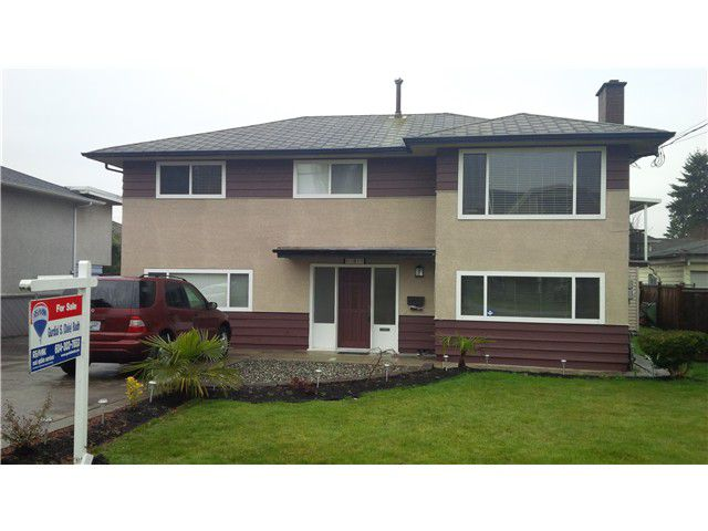 Main Photo: 11811 AZTEC Street in Richmond: East Cambie House for sale : MLS®# V1050452