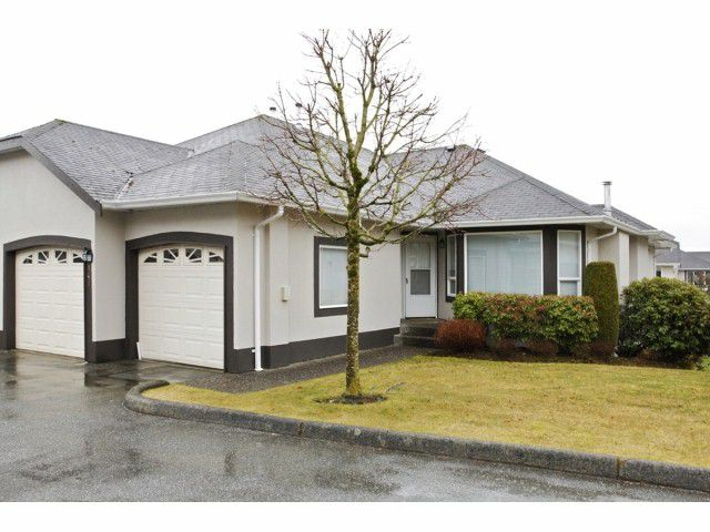 """Main Photo: 148 3160 TOWNLINE Road in Abbotsford: Abbotsford West Townhouse for sale in """"SOUTHPOINTE RIDGE"""" : MLS®# F1405788"""
