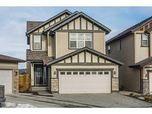 Main Photo: 315 PANAMOUNT Point NW in Calgary: Panorama Hills Residential Detached Single Family for sale : MLS®# C3654099