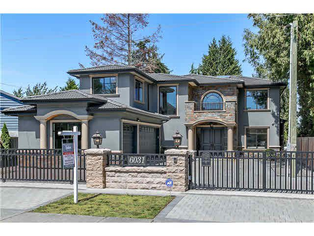 Main Photo: 6031 MAPLE Road in Richmond: Woodwards House for sale : MLS®# V1136239