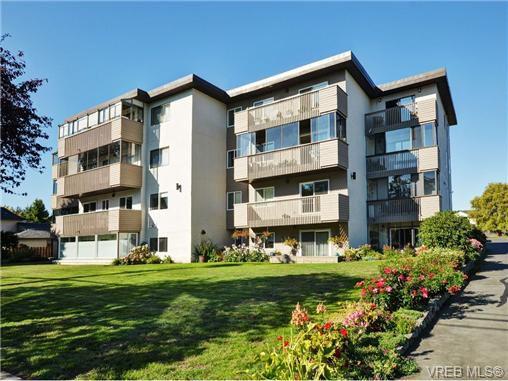 Main Photo: 401 10016 Third Street in SIDNEY: Si Sidney North-East Condo Apartment for sale (Sidney)  : MLS®# 356069