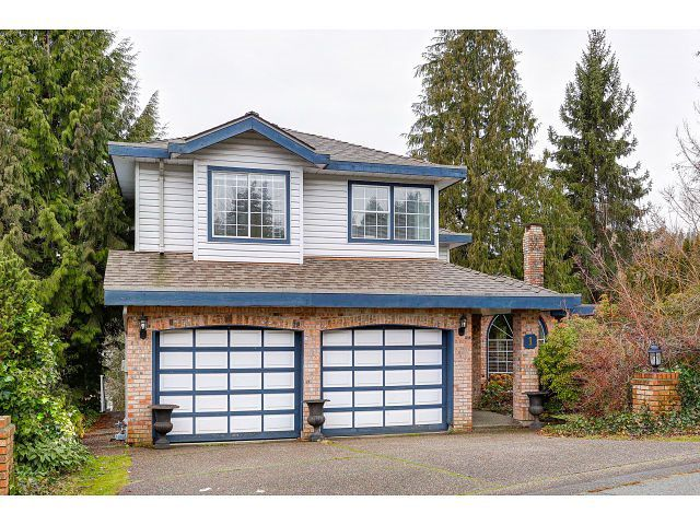 "Main Photo: 1 BUCKHORN Place in Port Moody: Heritage Mountain House for sale in ""HERITAGE MOUNTAIN"" : MLS®# R2033350"
