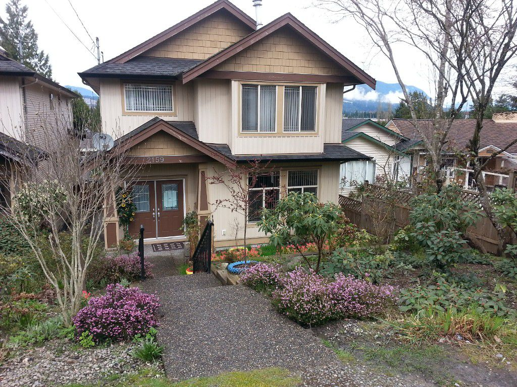 Main Photo: 2159 PITT RIVER Road in Port Coquitlam: Central Pt Coquitlam House for sale : MLS®# R2047910