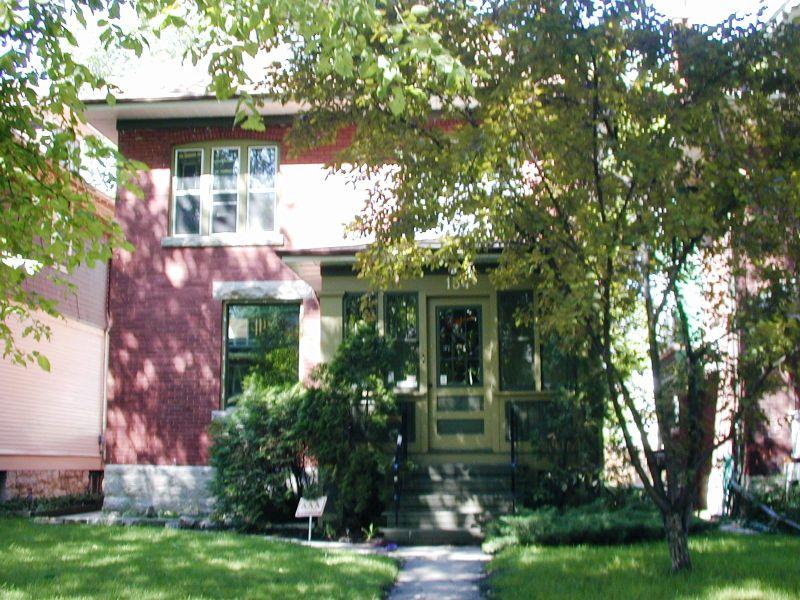 Main Photo: 134 Home Street/ Wolseley in Winnipeg: West End / Wolseley House/Single Family for sale (Wolseley)  : MLS®# 2515566