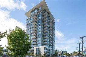 "Main Photo: 906 1455 GEORGE Street: White Rock Condo for sale in ""AVRA"" (South Surrey White Rock)  : MLS®# R2121066"