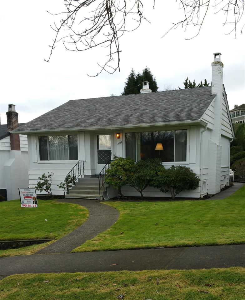 "Main Photo: 3188 W 20TH Avenue in Vancouver: Arbutus House for sale in ""DUNBAR"" (Vancouver West)  : MLS®# R2132170"