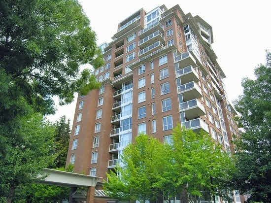Main Photo: 401 5615 HAMPTON Place in Vancouver: University VW Condo for sale (Vancouver West)  : MLS®# R2164599