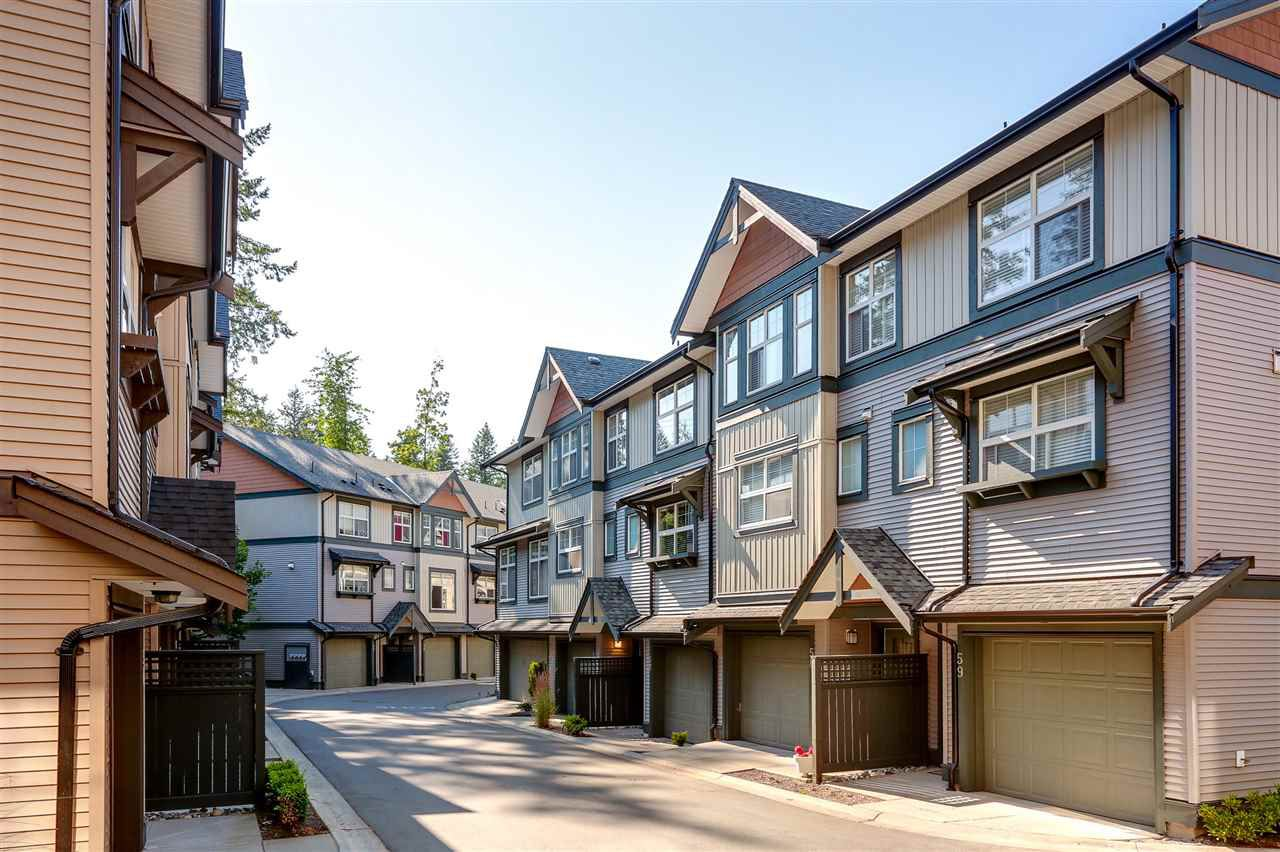 "Main Photo: 56 6123 138 Street in Surrey: Sullivan Station Townhouse for sale in ""Panorama Woods"" : MLS®# R2188865"