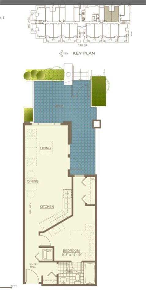 Main Photo: 306 10688 140 Street in Surrey: Whalley Condo for sale (North Surrey)  : MLS®# R2225770