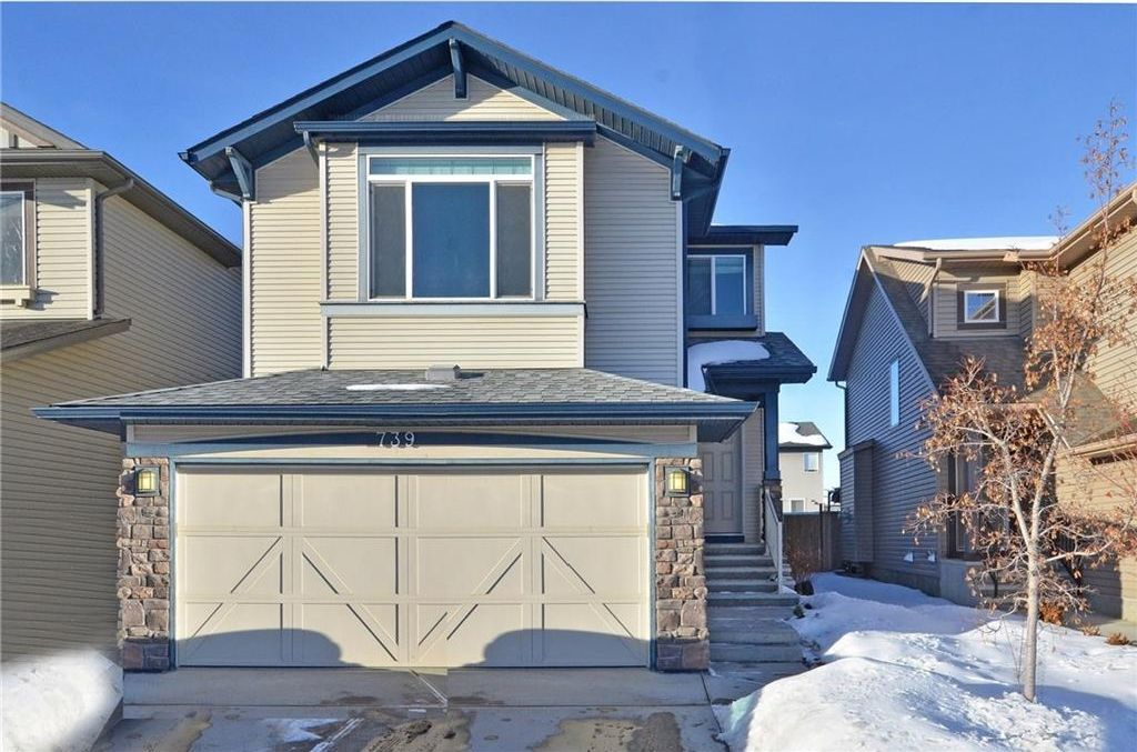 Main Photo: 739 NEW BRIGHTON Drive SE in Calgary: New Brighton House for sale : MLS®# C4161942
