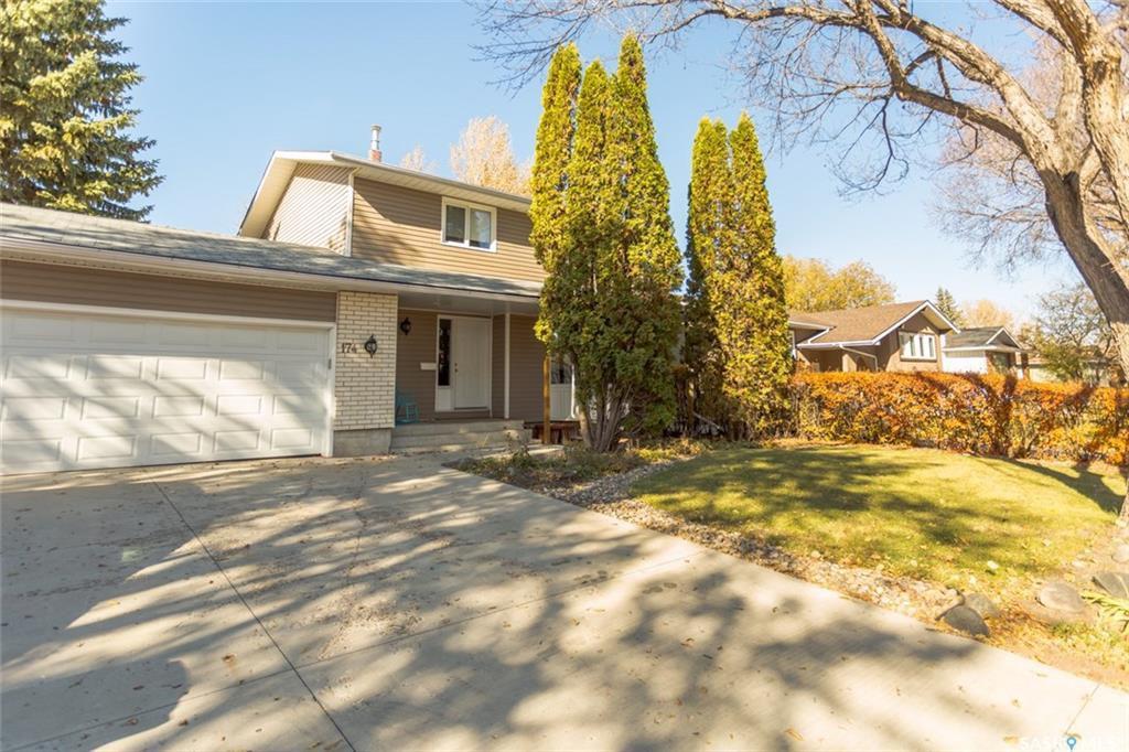 Main Photo: 174 Michener Drive in Regina: University Park Residential for sale : MLS®# SK716719