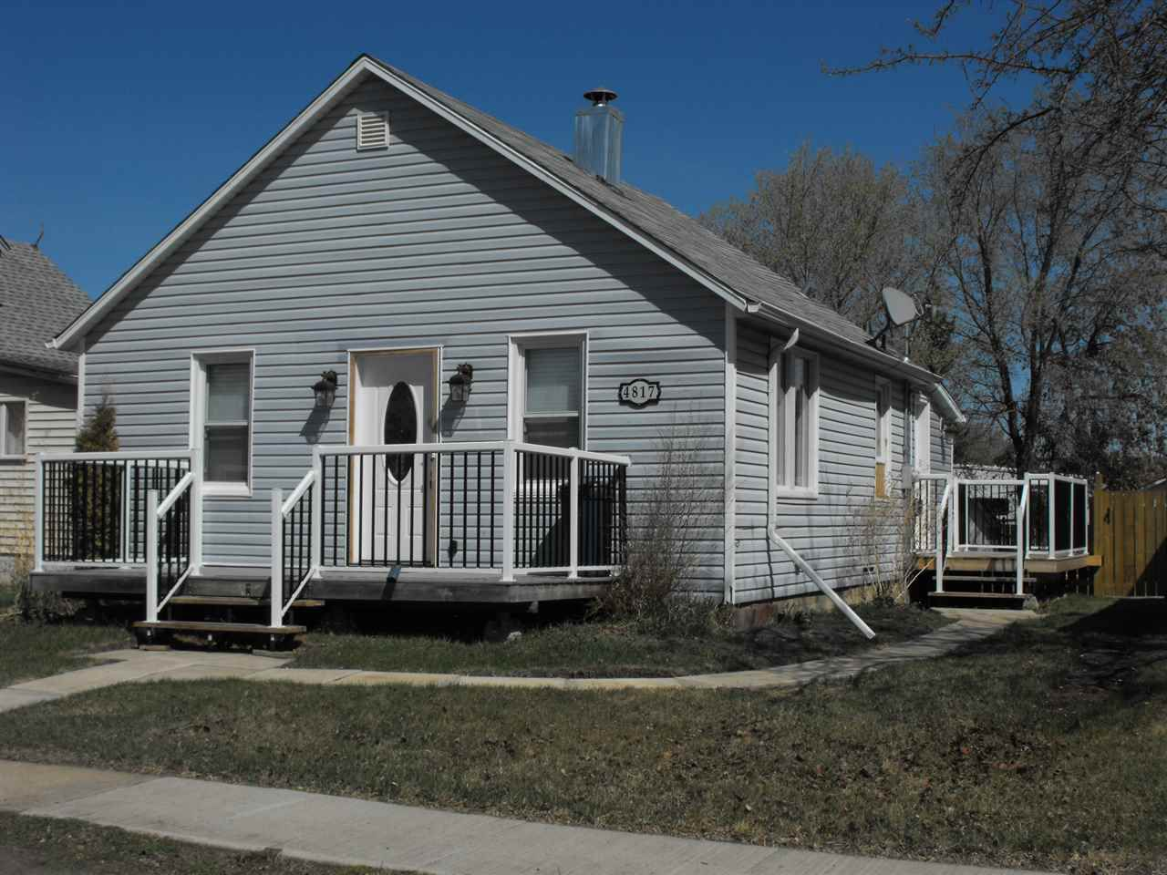 Main Photo: 4817 52 Street: Elk Point House for sale : MLS®# E4097538