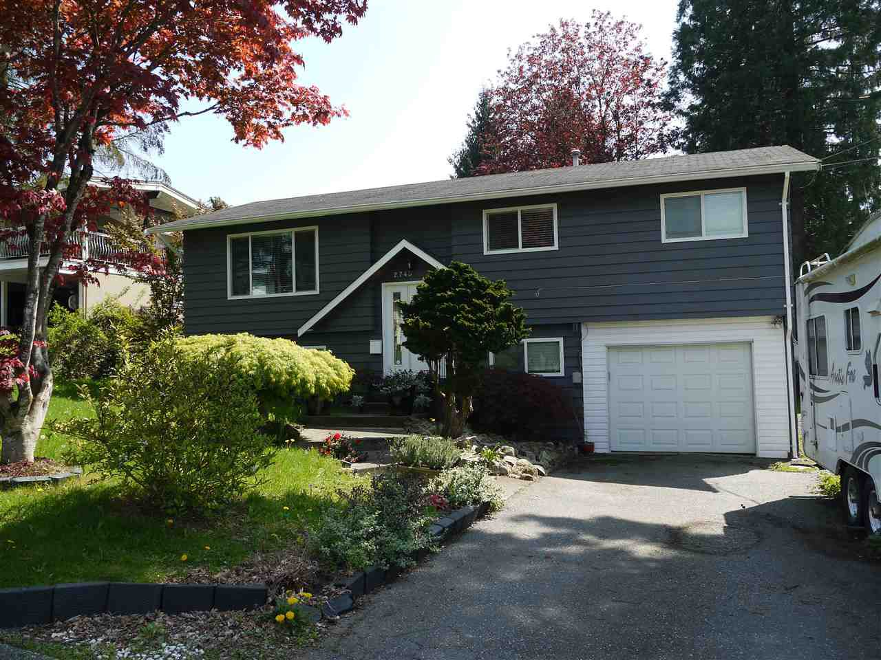 """Main Photo: 2743 VALEMONT Crescent in Abbotsford: Abbotsford West House for sale in """"Springhill"""" : MLS®# R2264731"""