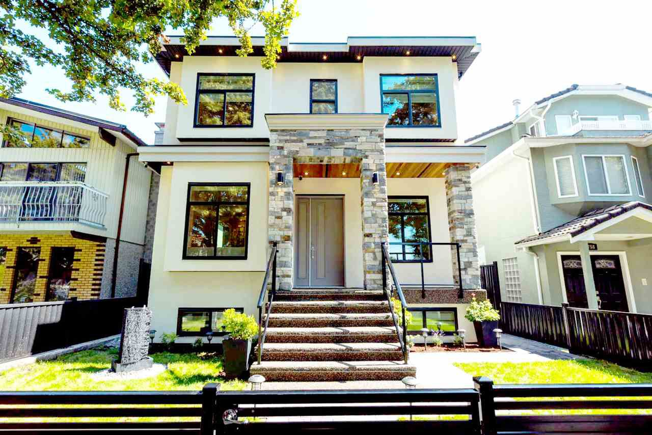 Main Photo: 4748 LANARK Street in Vancouver: Knight House for sale (Vancouver East)  : MLS®# R2310748