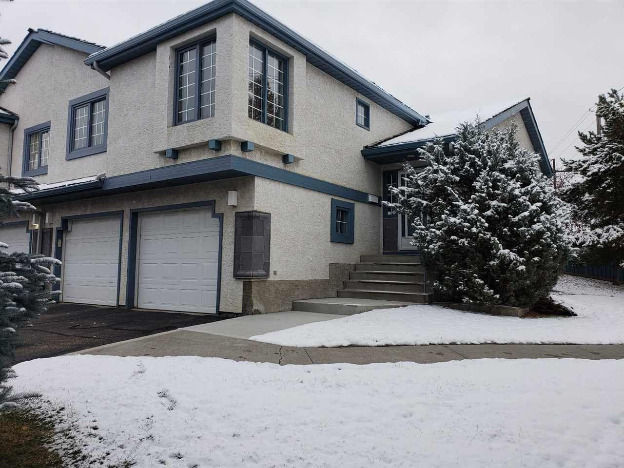 Main Photo: 1130 FALCONER Road in Edmonton: Zone 14 Townhouse for sale : MLS®# E4132044