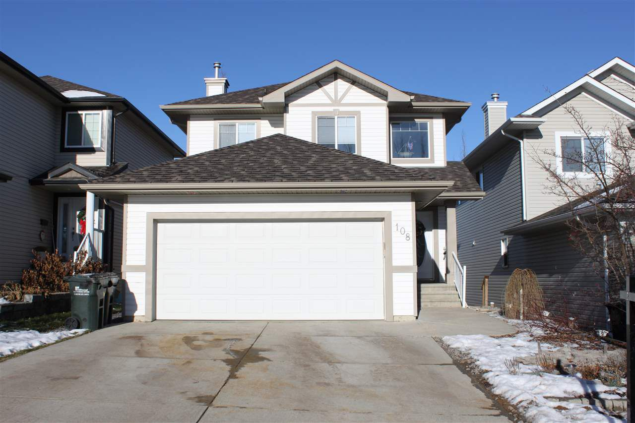Main Photo: 108 CHATWIN Road: Sherwood Park House for sale : MLS®# E4135442