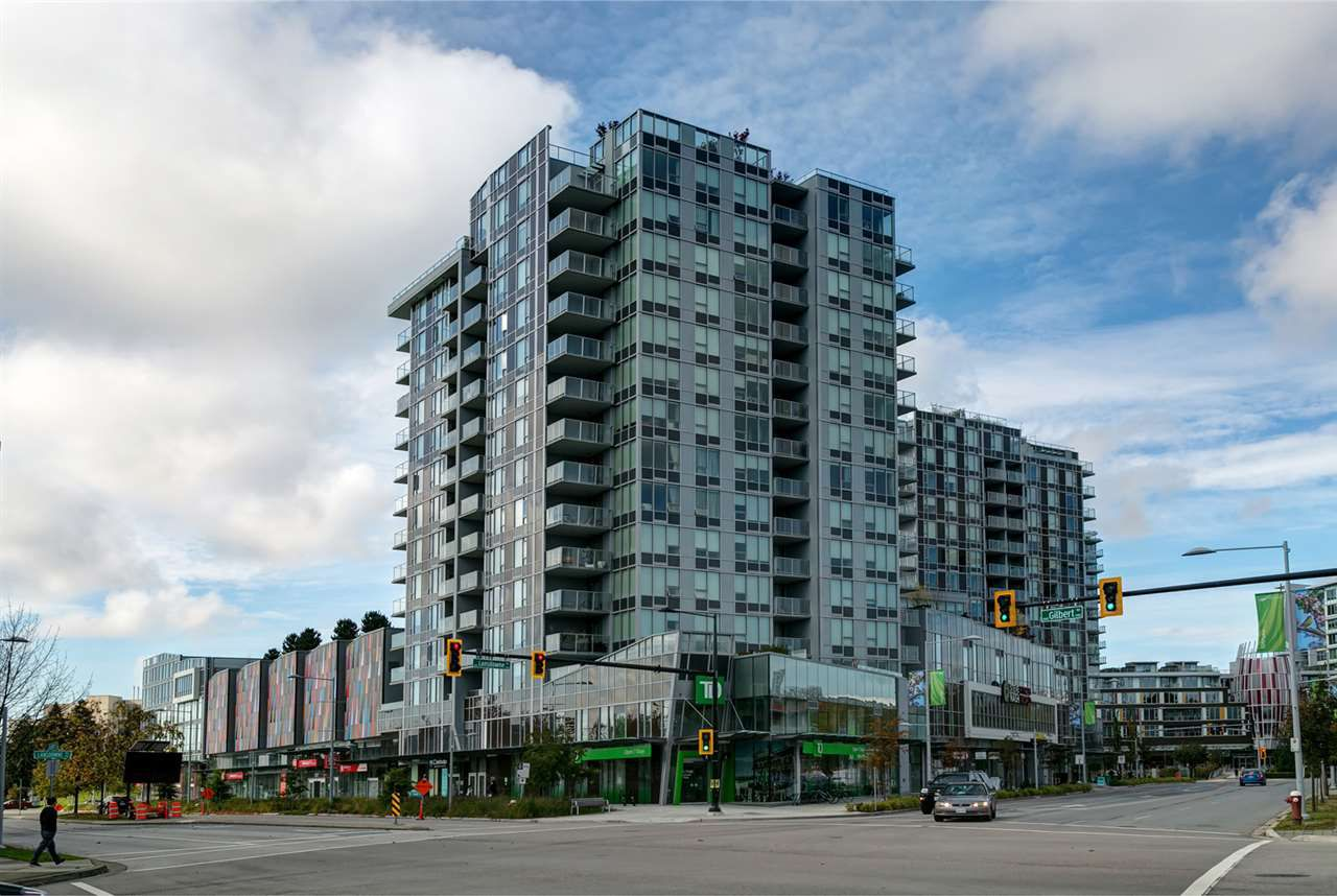 Main Photo: 809 7488 LANSDOWNE Road in Richmond: Brighouse Condo for sale : MLS®# R2329041