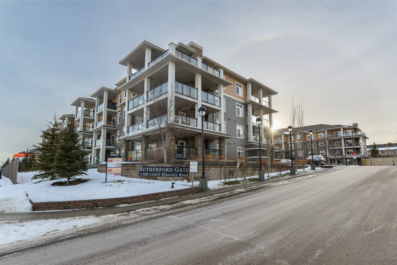Main Photo: 260 11517 ELLERSLIE Road in Edmonton: Zone 55 Condo for sale : MLS®# E4139999