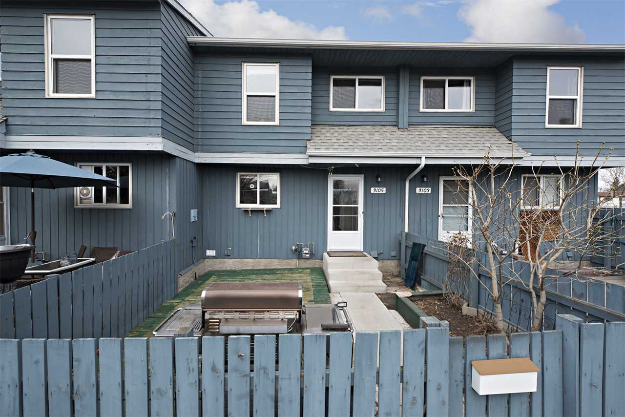 Main Photo: 3105 144 Avenue in Edmonton: Zone 35 Townhouse for sale : MLS®# E4146466
